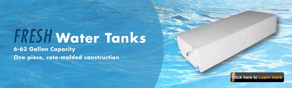 ICON Fresh Water Tanks